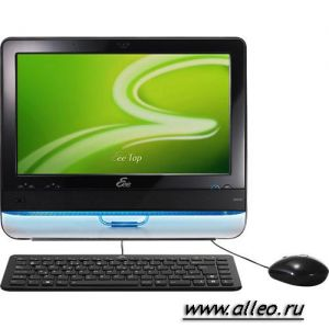 Стационарный компьютер ASUS Eee Top Touch Screen (Черный)
